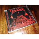 BLOODTOMB The Cavernous Ritual Temple CD