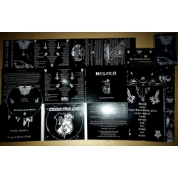MOLOCH The Saartanist Tunes CD