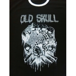 OLD SKULL T-shirt XL (black)