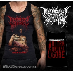 DISMEMBERED FLESH MUTILATION Sleeveless T-shirt L