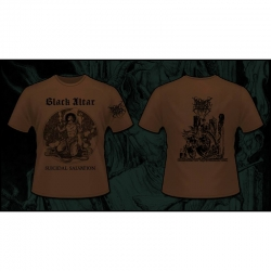 BLACK ALTAR Suicidal Salvation T-SHIRT [L]