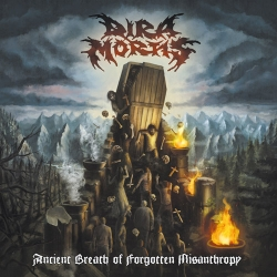 DIRA MORTIS Ancient Breath of Forgotten Misnathropy CD