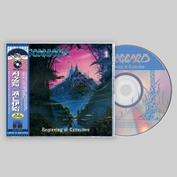 SCABBARD Beginning of Extinction CD + OBI