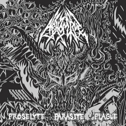 ABHOMINE Proselyte Parasite Plague WHITE LP