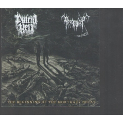 PUTRID YELL/PROFANER The Beginning Of The Mortuary Decay