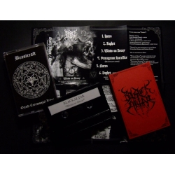 BLACK ALTAR / BEASTCRAFT Winds ov Decay / Occult Ceremonial Rites MC