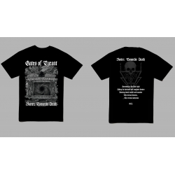 GATES OF TYRANT - Vortex towards Death T-S size XL