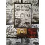 TALES FROM CREMATORIA zine nr 1 + 3 Cd's